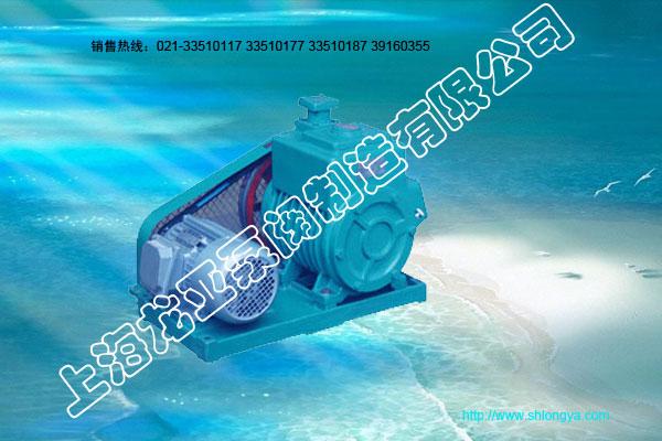 2X-8系列双级旋片真空泵