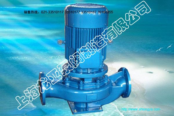 ISGD系列低转速立式单级单吸离心泵