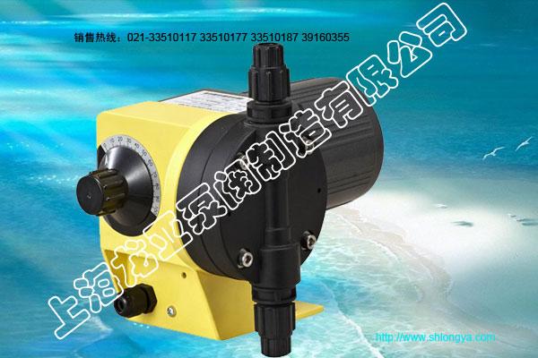 JMW型隔膜式计量泵