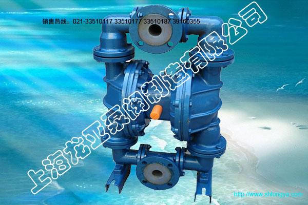 QBY-25衬F46气动隔膜泵