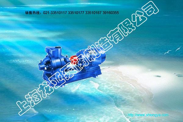 W系列双级旋涡泵